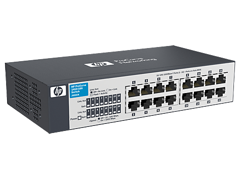 gambar HP-1410-16G-SwitchJ9560A