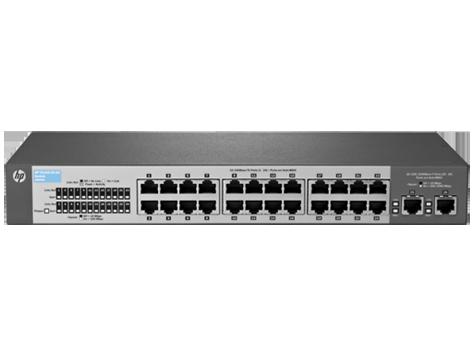 gambar HP-1410-24-2G-Switch-J9664A