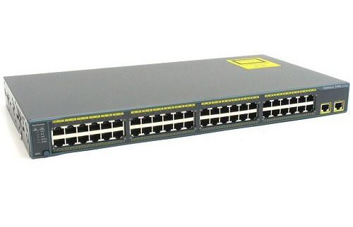 gambar CISCO-WS-C2960-48PST-S