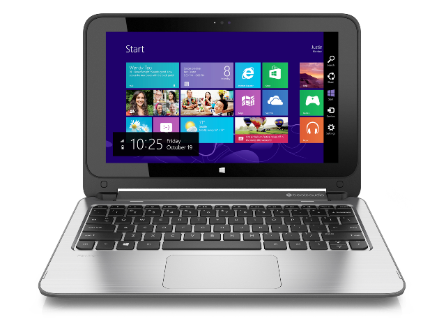 gambar HP Pavilion 11-n045TU x360 PC ALL (L1M55PA)