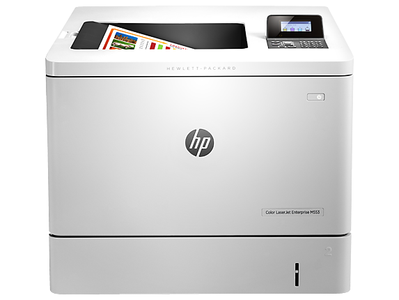 gambar Printer-HP-Color-LaserJet-Enterprise-M553dn-B5L25A