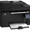 gambar Printer HP LaserJet Pro MFP M127fw (CZ183A)