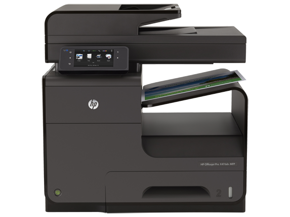 Printer Hp Officejet Pro X476dn Cn460a