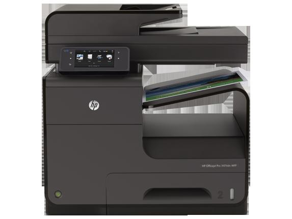gambar Printer-HP-Officejet-Pro-X476dn-Multifunction-CN460A