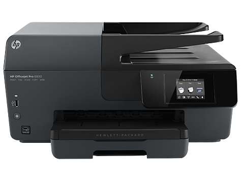 gambar HP Officejet Pro 6830 e-All-in-One Printer (E3E02A)