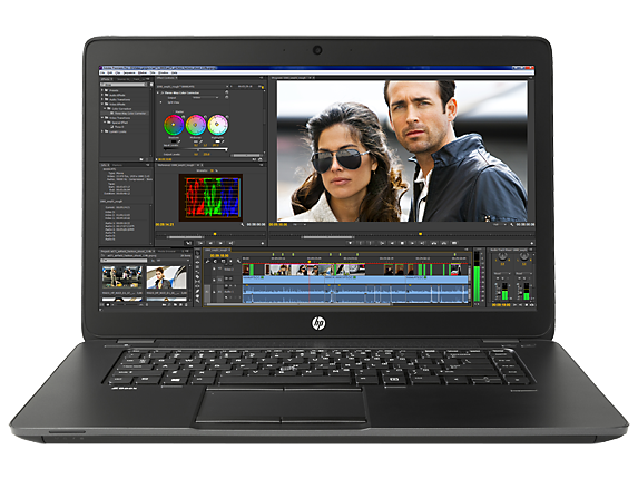 gambar HP ZBook 15u G2 Mobile Workstation (ENERGY STAR)