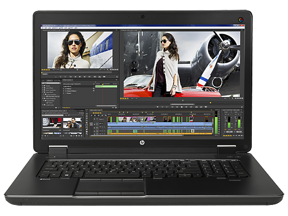 gambar HP ZBook 17 G2 Mobile Workstation (ENERGY STAR) - K4K43UT