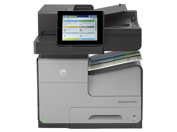gambar HP Officejet Enterprise Color MFP X585dn