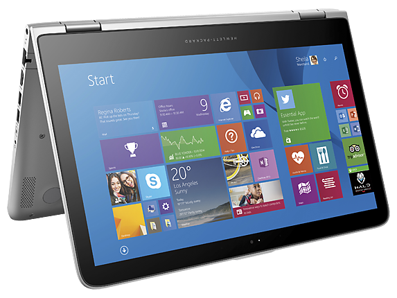 gambar HP Pavilion x360 - 13t Touch Laptop