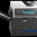gambar Printer HP Color Laserjet CM4540 MFP