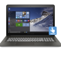 gambar laptop HP ENVY - 17t Touch