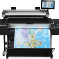 gambar HP DesignJet HD Pro MFP