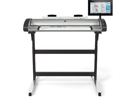 gambar HP DesignJet SD Pro Scanner
