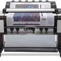 gambar HP DesignJet T3500 Production Multifunction Printer