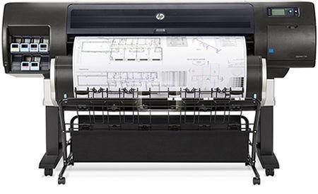 gambar HP DesignJet T7200 Production Printer