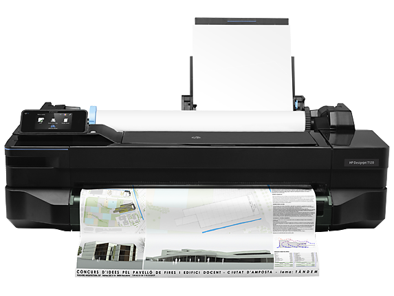 gambar HP Designjet T120 24-in ePrinter