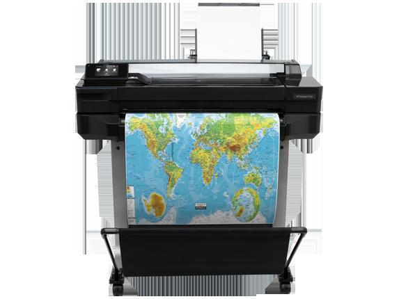 gambar HP Designjet T520 24-in ePrinter