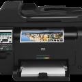 gambar HP LaserJet Pro 100 Color MFP M175nw