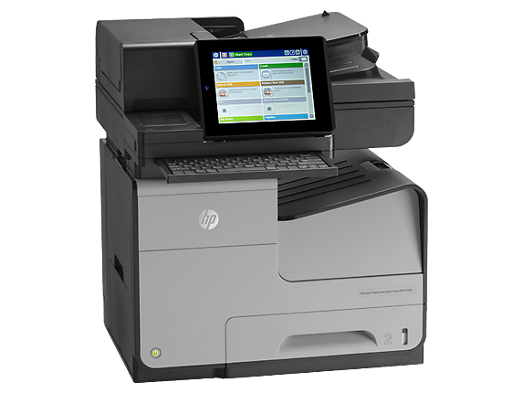 gambar HP Officejet Enterprise Color Flow MFP X585z