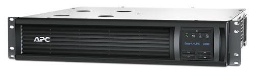 gambar APC Smart-UPS 1000VA LCD RM 2U 230V - SMT1000RMI2U