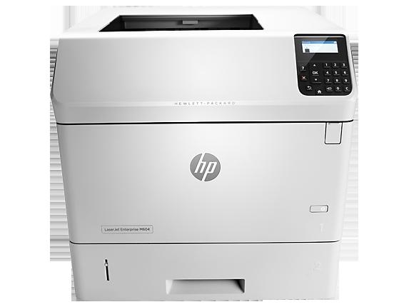 gambar HP LaserJet Enterprise M604n