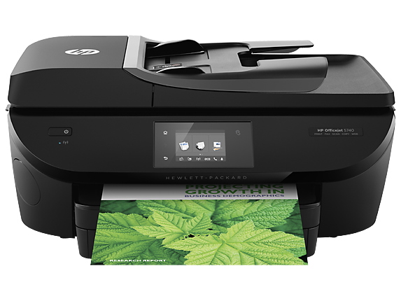 gambar HP Officejet 5740 e-All-in-One - Spesifikasi dan harga