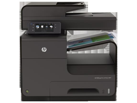 gambar HP Officejet Pro X476dw Multifunction Printer