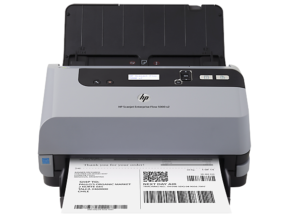 gambar HP Scanjet Enterprise Flow 5000s2