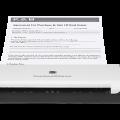 gambar HP Scanjet Professional 1000 (L2722A)