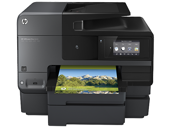 gambar Printer HP Officejet Pro 8630 e-All-in-One