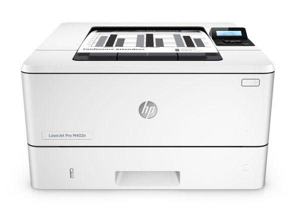 gambar printer HP LaserJet Pro M402n