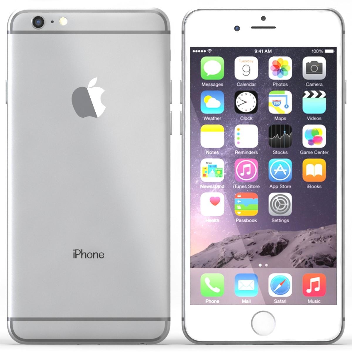 APPLE iPhone 6 16GB - Silver