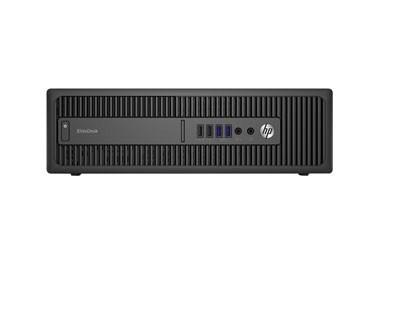 gambar HP Elite Desk 800 G3 SFF (1ME92PA)