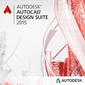 gambar AutoCAD Design Suite Standard 2015