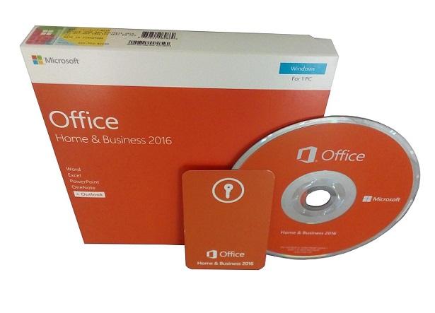 gambar Microsoft Office Home & Business 2016