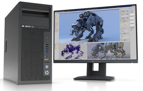 HP Z240 T Workstation 3FK49PA/BASEA1 – Spesifikasi & Harga